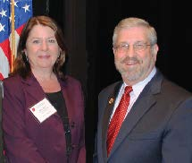 By Betsy Ward President and CEO USA Rice Federation and Dale Hall CEO Ducks Unlimited