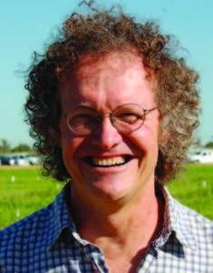 Bruce Linquist, UCCE