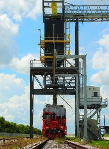 South Louisiana Rail Facility