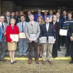 2015 LSU AgCenter awards