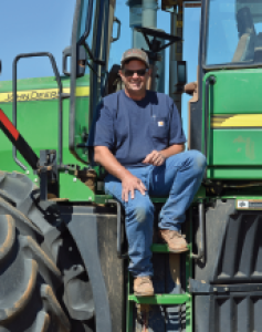 A fifth-generation grower, Charley Mathews Jr. has slowly built his own operation from the ground up.