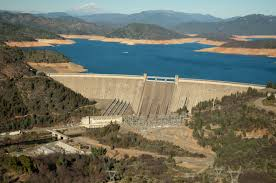Shasta Reservoir
