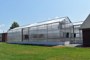 Expansion nears completion at Valent's Leland, Miss., research center