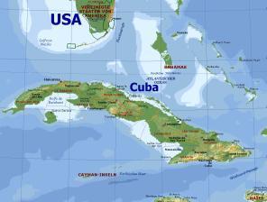 Map Of Cuba And Us Missouri rice shipment arrives in Cuba | Rice Farming Map Of Cuba And Us