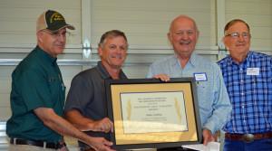 Homer Lundberg award