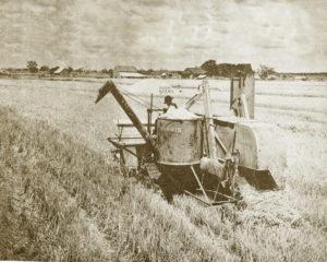 old combine