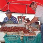 Christian Richard crawfish rice