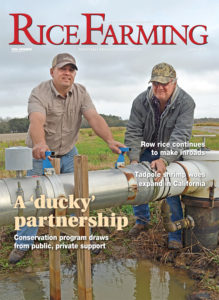 April 2017 Rice Farming cover