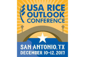 Plan to attend the 2017 Rice Outlook Conference, Dec. 10-12, in San Antonio