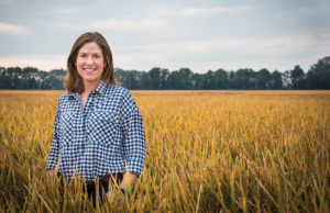 jennifer james arkansas rice grower