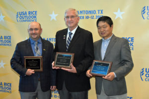 2017 Rice Award recipients