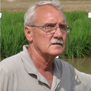 Steve Linscombe, retired LSU AgCenter researcher