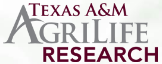 Texas A&M AgriLife Research logo