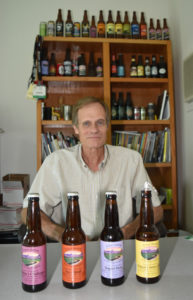 Jim Eckert, owner of Eckert Malting and Brewing