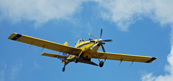 Aerial application industry continues to grow, says NAAA