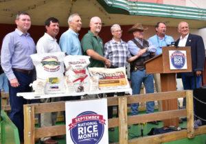 louisiana rice donations