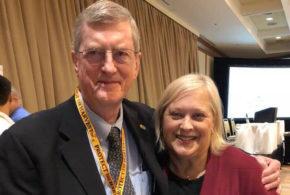 Farm broadcasters honor Louisiana's Don Molino for industry leadership