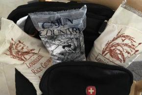 Rice in carry-on bags sets off airport TSA inspectors