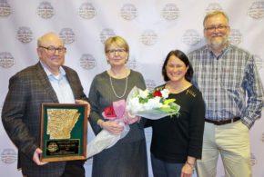 Isbells named Arkansas Farm Family of the Year