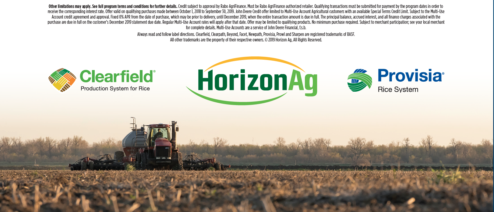 February 2019 Horizon Ag footer