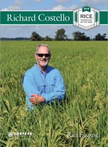 2018 Rice Consultant of the Year