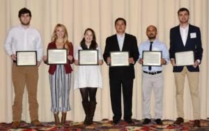 LACA scholarship recipients