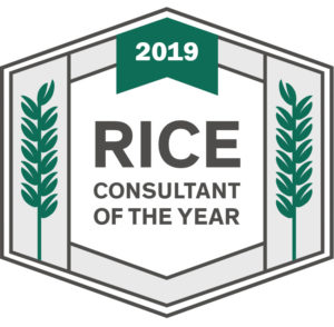 2019 Rice Consultant of the Year