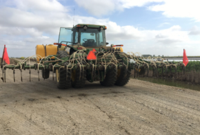 3 ways to manage nitrogen fertilizer when it rains during planting