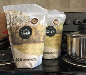 castor river farms rice