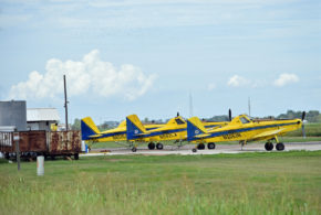 Aerial application industry continues to grow, says NAAA survey