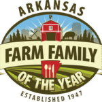 arkansas farm family of the year logo