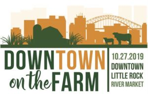 downtown on the farm logo