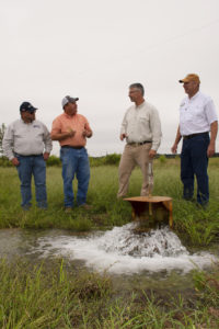 eric unkel and conservation experts
