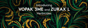 Adama's zurax and vopak herbicides