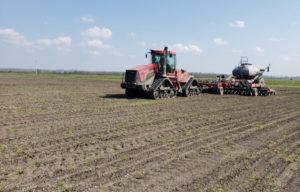 drilling seeding rice missouri
