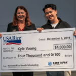 2019 winner Kyle Voong