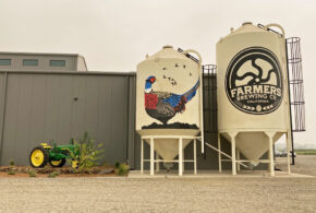 Despite a few road bumps, farmer-owned brewery is up and brewing
