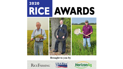 2020 Rice Awards video tribute