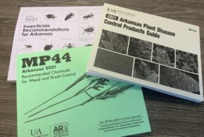 UArk releases updated 2021 weed, insect and disease management guides