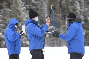 DWR february snowpack survey