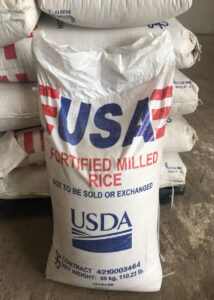 us rice food aid
