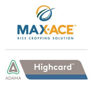 max-ace rice logo