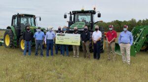 greenway donation to NERREC