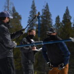 DWR snowpack survey